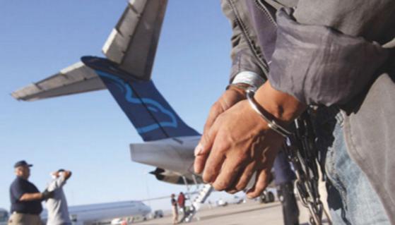EEUU ha deportado a más de 112 mil mexicanos durante primer semestre de 2016.