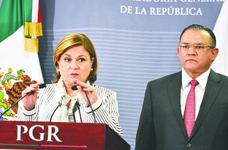 Arely Gómez toma protesta como titular de la SFP