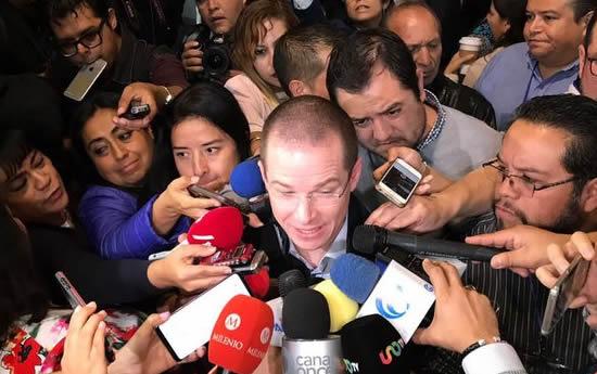 PGR continúa investigación contra Ricardo Anaya