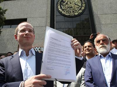 Juez batea amparo de Barreiro para descongelar cuentas bancarias