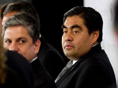 Barbosa irá por la gubernatura de Puebla — Confirmado
