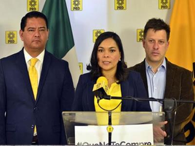 Margarita Zavala pide a AMLO probar