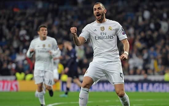 Real Madrid mantiene liderato con triunfo sobre Deportivo Alavés