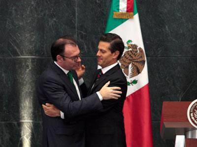 Trump quiere volver a ver a Peña Nieto la próxima semana