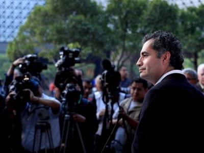 Ochoa Reza asegura que PRI trabaja en unidad; se reunió con Beltrones