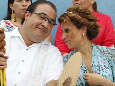 Ochoa Reza demanda indagar a fondo presuntos vínculos Duarte-AMLO