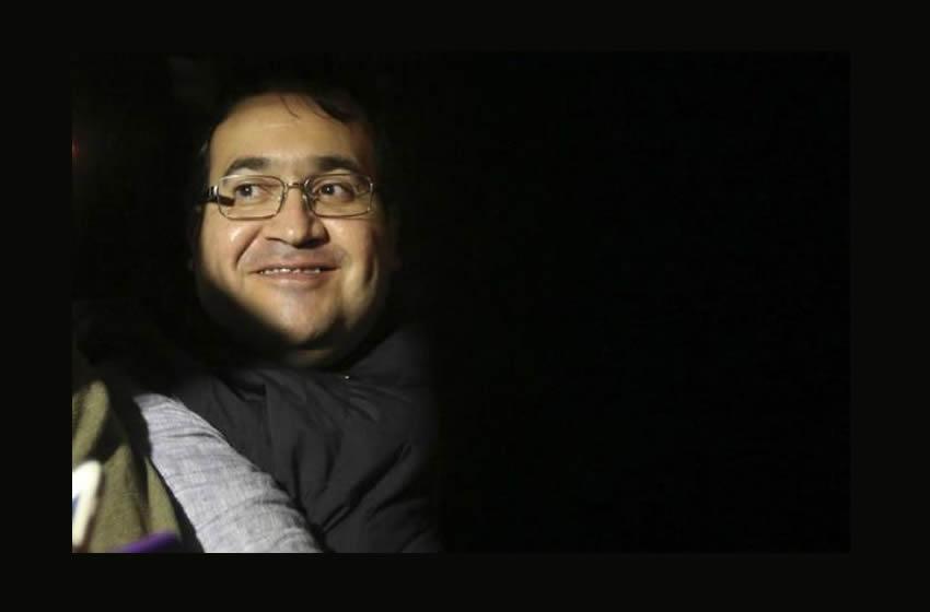 Javier Duarte no acepta ser extraditado