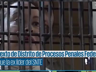 PGR pide reforzar seguridad de Elba Esther Gordillo: Abogado