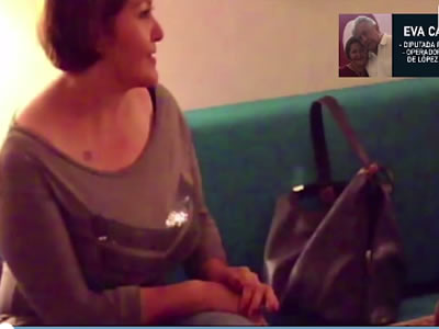 AMLO brinca por Rocío Nahle tras polémico video