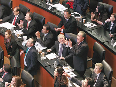 Senado elegirá a nuevo titular de la Fepade en diciembre