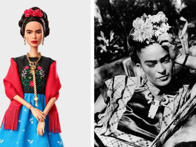 Salma Hayek lamentó que hayan hecho una Barbie de Frida Kahlo — Instagram