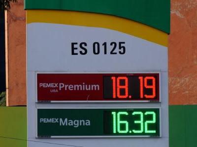 México completará el 30 de noviembre la apertura del mercado de combustibles