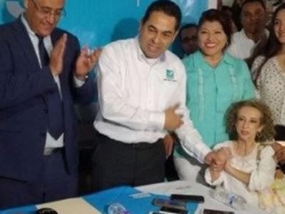 Alejandro Vera va por gubernatura de Morelos con Nueva Alianza