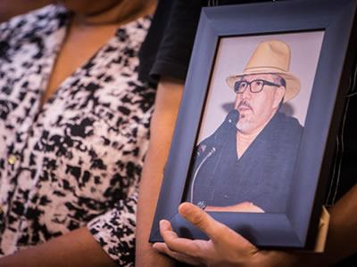 El gobierno argentino repudió el asesinato del periodista mexicano Valdez Cárdenas