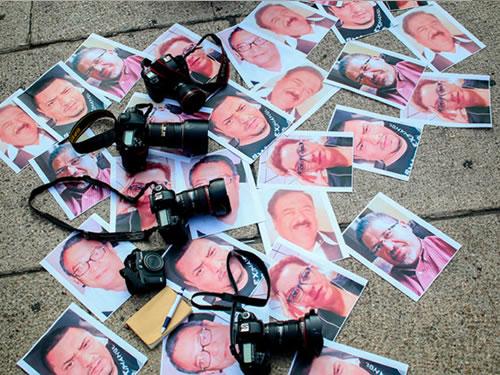 Protestas y paro digital por asesinato de periodista — México