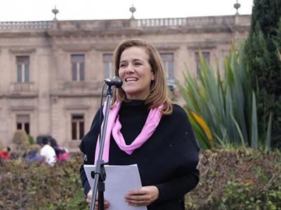 Responde Zavala a López Obrador: