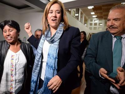 Demanda Margarita Zavala renuncia de Ricardo Anaya