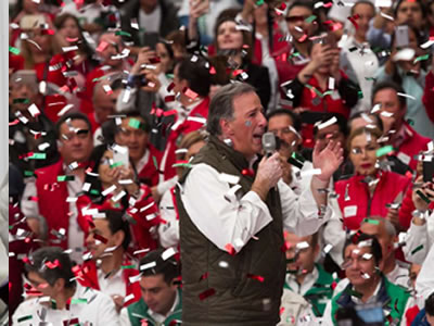 Líder del PES en Quintana Roo pide disolver alianza con Morena