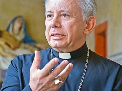 AMLO se reúne con obispos en Ciudad de México