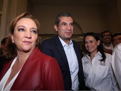 Apuesta PRI por una Asamblea plural: Enrique Ochoa Reza