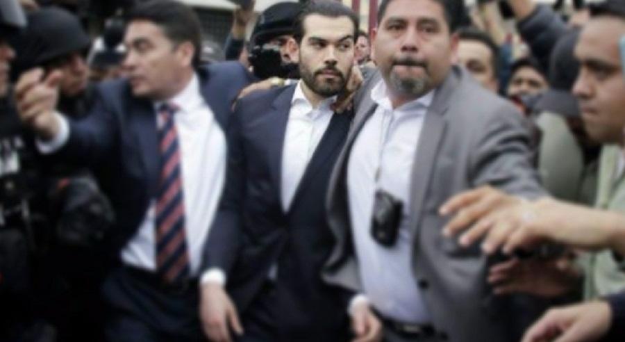 Ordenan liberación de Guillermo Padrés Dagnino, hijo del exgobernador de Sonora