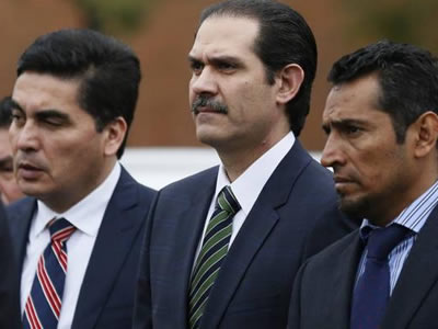 Dictan doble formal prisión a G. Padrés