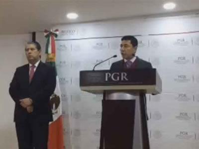 Hijo de Guillermo Padrés detenido por la PGR