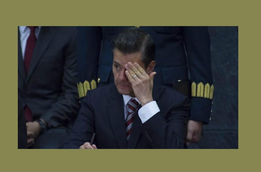 Peña Nieto llama a trabajar para consolidar la transformación de México