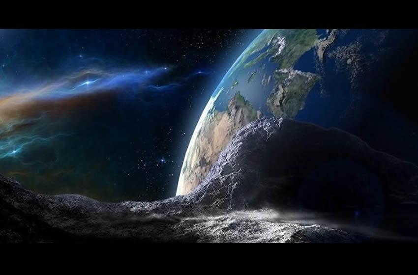 El gran Asteroide