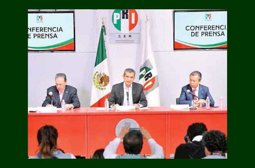 Enrique Ochoa exige que se investigue patrimonio de Anaya