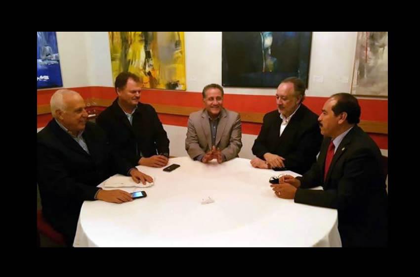 Dirigencia nacional del PRI celebra cónclave con gobernadores