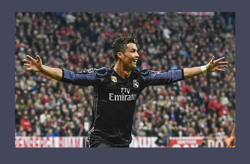 Cristiano Ronaldo alcanza los 100 goles en competiciones europeas