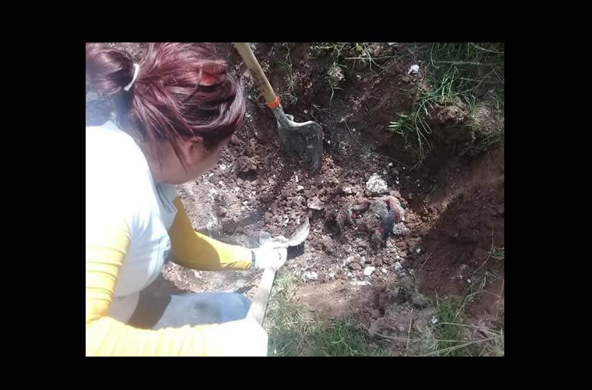 Hallan 42 cuerpos en fosas clandestinas de Sonora, Sinaloa y Nayarit