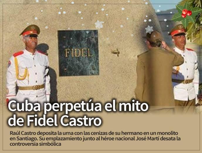 El Papa Francisco lamentó el fallecimiento de Fidel Castro