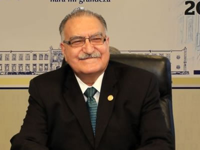 Viciado de origen, proceso de elección de rector acusa Jorge Sáenz.