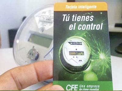 Baja CFE tarifas 1.7%