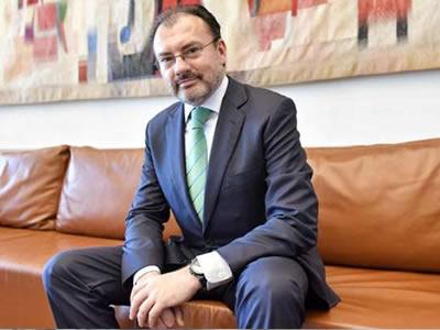 Videgaray y Macron fortalecen alianza bilateral con reunión